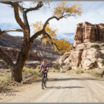 Gravel Biking in Utah's San Rafael Swell