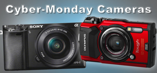 2017 Cyber-Monday Camera Deals