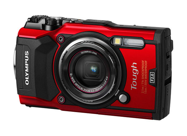Olympus Tough TG-5 Waterproof Camera