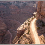 Shafer Trail Jeep Road - Moab, Utah