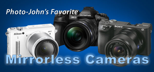 2018 Mirrorless Camera Buying Guide
