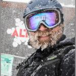 Alta Icebeard Selfie
