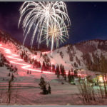 New Years Eve Torchlight Parade at Alta Ski Area - Best Adventure Photos of 2017