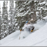 Alta Knee Dropper - Best Adventure Photos of 2017