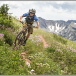 Steve Messer Rides Wasatch Crest - Best Adventure Photos of 2017
