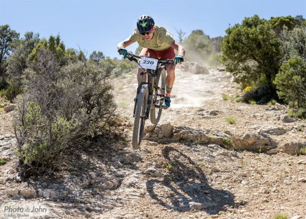 Bart Gillespie - 2019 Fears Tears & Beers Enduro Mens' Winner