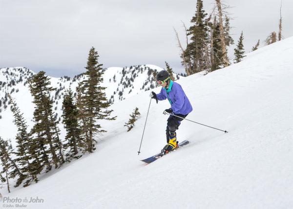 Greg Hansen - Adaptive Skiing at Alta