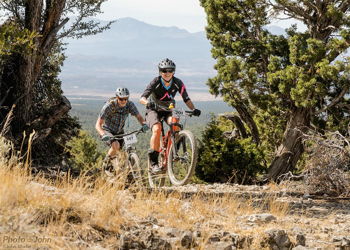 Ely, Nevada G Loop Mountain Biking