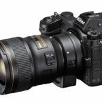 Nikon FTZ Converter With Z7 Camera & 28mm AF-S Lens