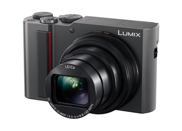 Panasonic Lumix ZS200 15x Pocket Superzoom Camera
